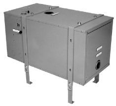 Packaged Circulation Heaters – CWCB Series